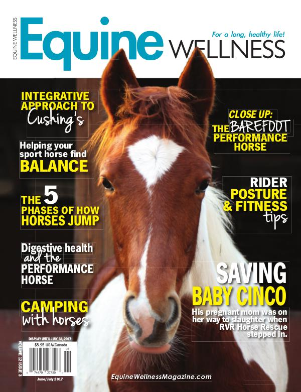 Equine Wellness Magazine June/July 2017