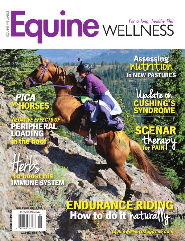 Equine Wellness Magazine Apr/May 2017