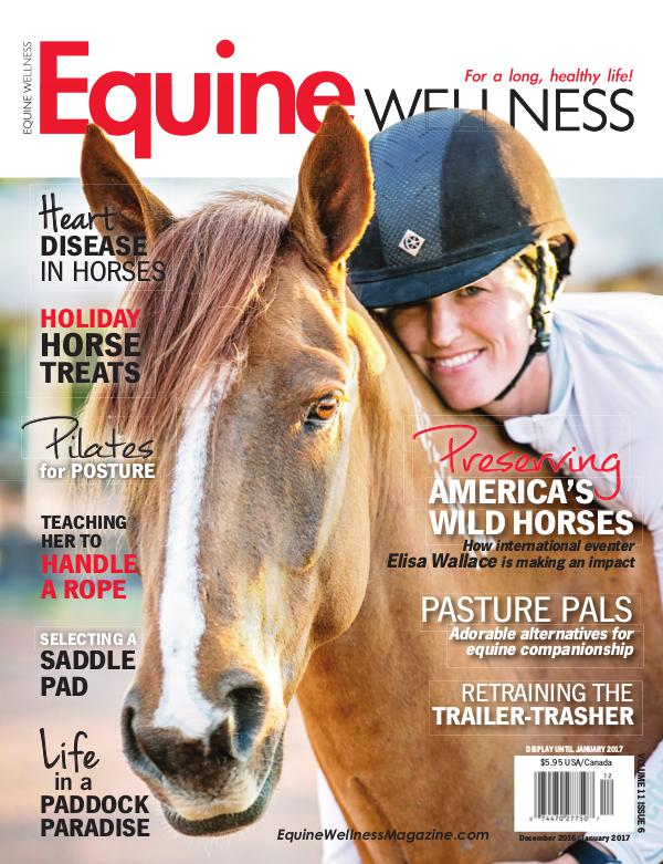 Equine Wellness Magazine Dec/Jan 2016