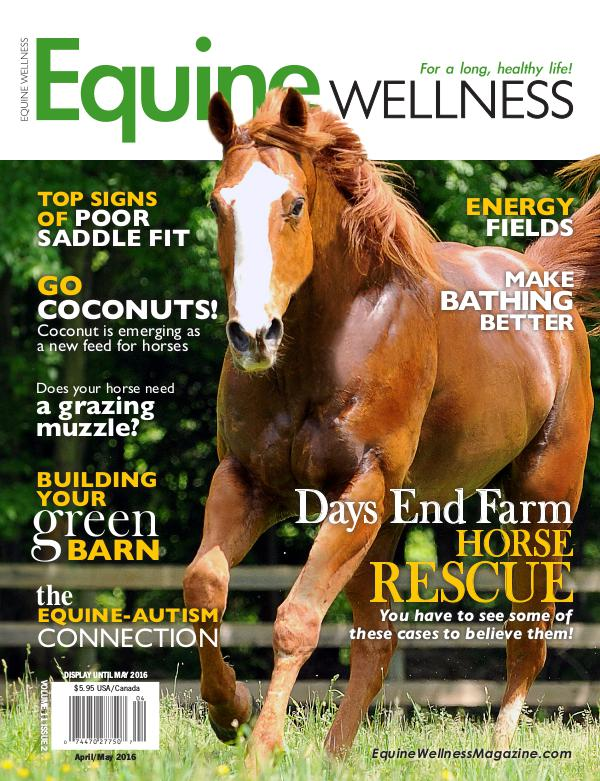 Equine Wellness Magazine Apr/May 2016