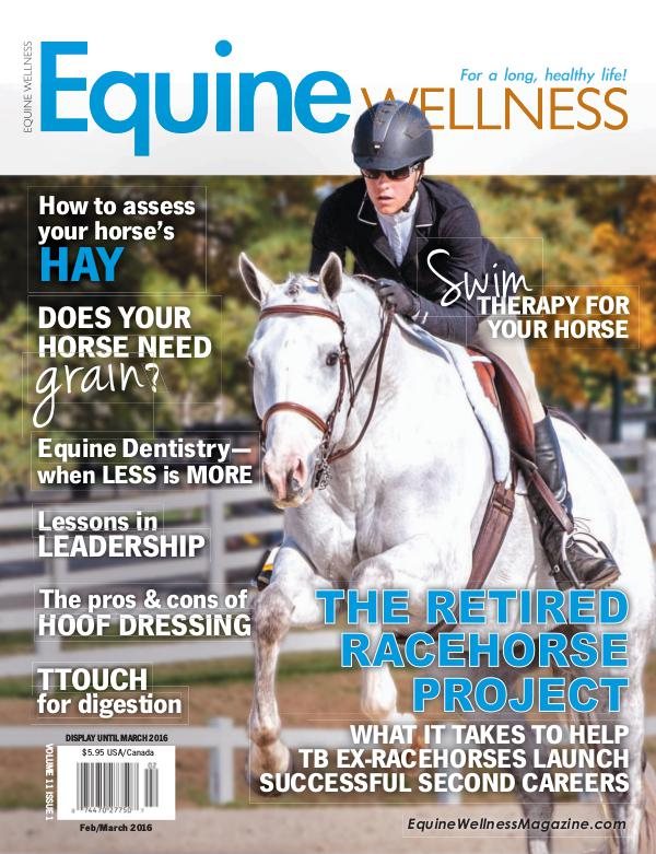 Equine Wellness Magazine Feb/Mar 2016