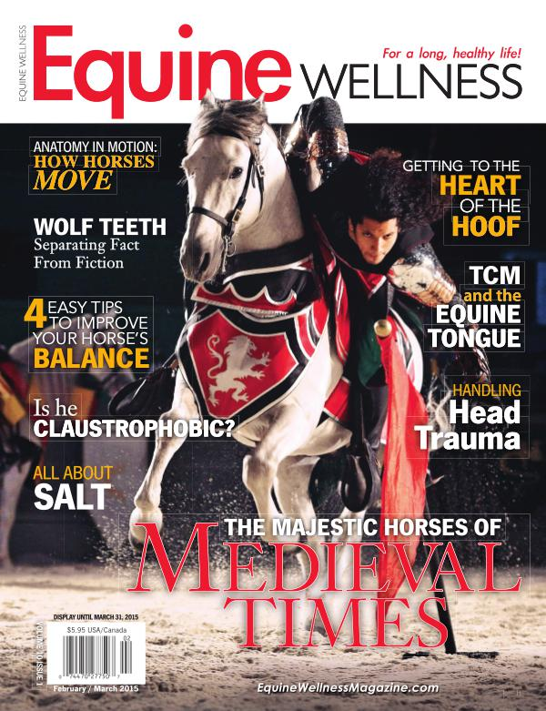 Equine Wellness Magazine Feb/Mar 2015