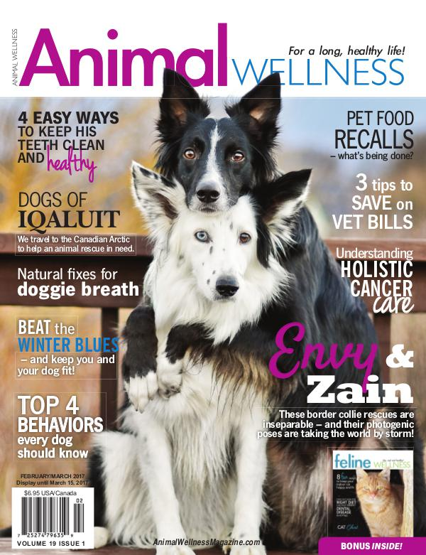 Animal Wellness Magazine Feb/Mar 2017