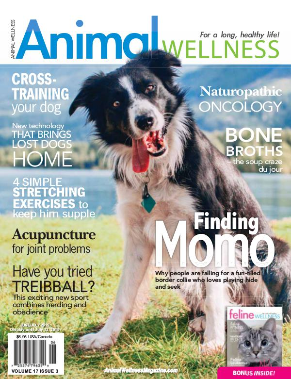 Animal Wellness Magazine Jun/July 2015