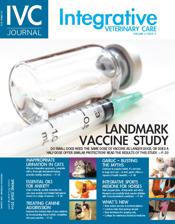 IVC Journal Spring 2016