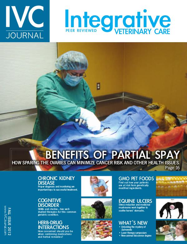 IVC Journal Fall 2012