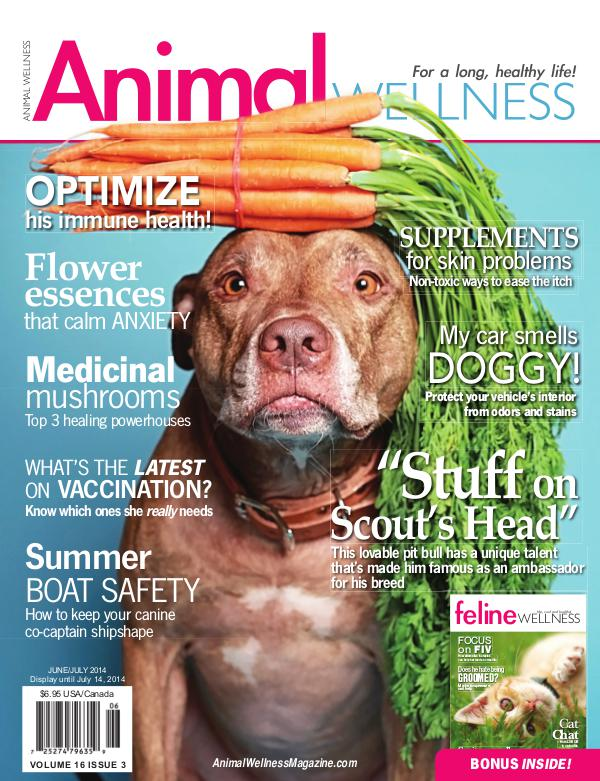 Animal Wellness Magazine Jun/Jul 2014