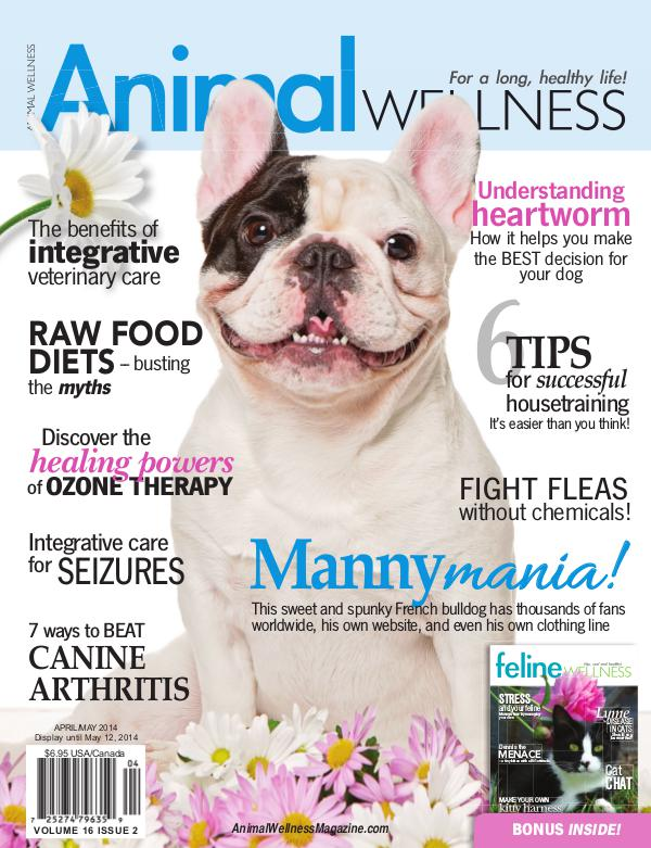 Animal Wellness Magazine Apr/May 2014