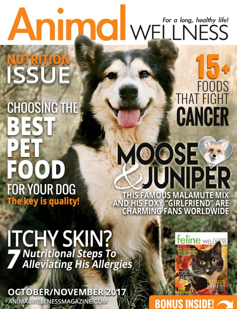 Animal Wellness Magazine Oct/Nov 2017