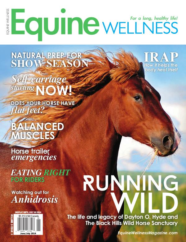 Equine Wellness Magazine Jun/July 2014