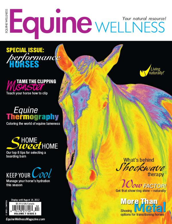 Equine Wellness Magazine Jun/Jul 2012