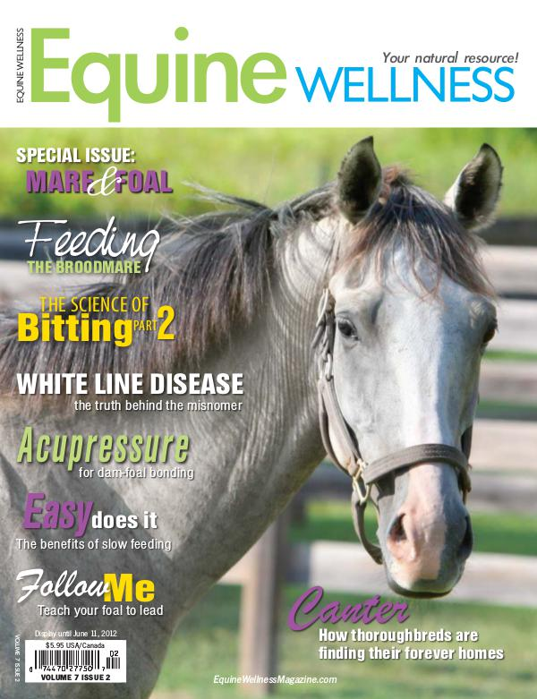 Equine Wellness Magazine Apr/May 2012