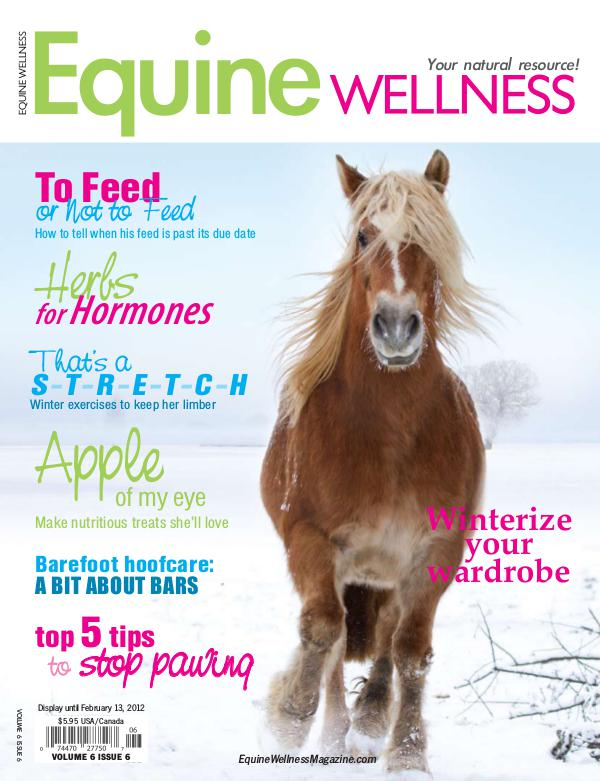 Equine Wellness Magazine Dec/Jan 2011
