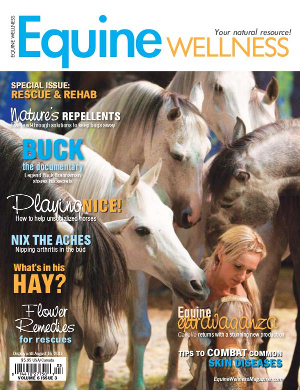 Equine Wellness Magazine Jun/Jul 2011