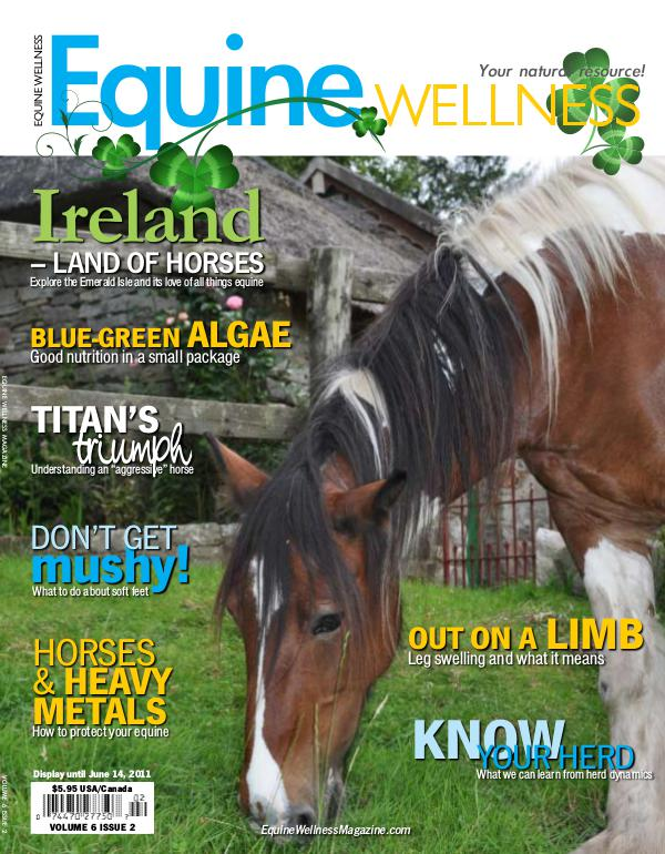 Equine Wellness Magazine Apr/May 2011