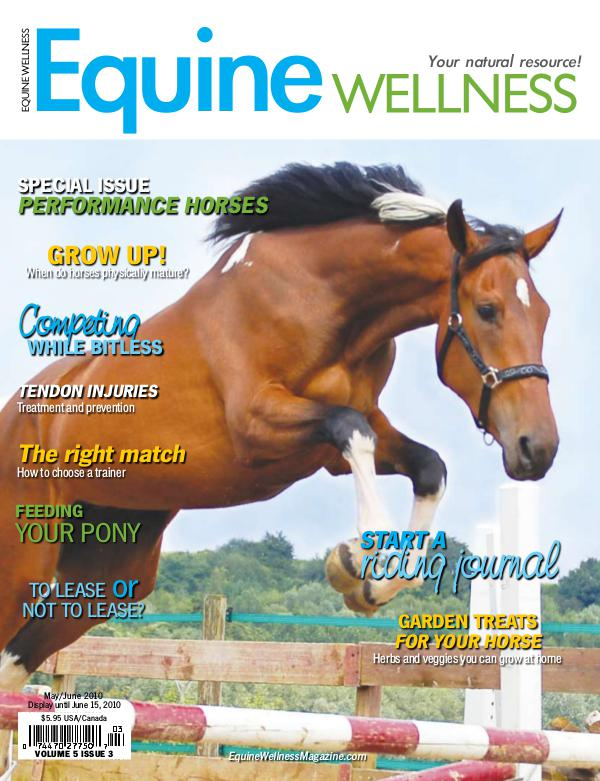 Equine Wellness Magazine May/Jun 2010
