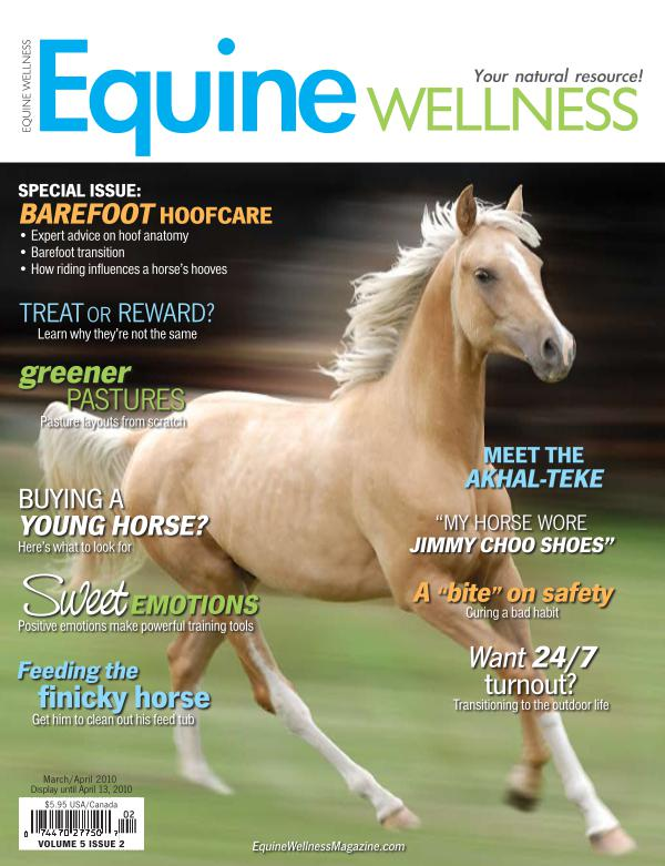Equine Wellness Magazine Mar/Apr 2010