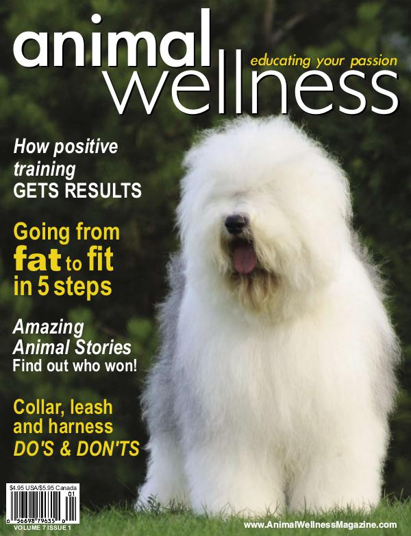 Animal Wellness Magazine Feb/Mar 2005