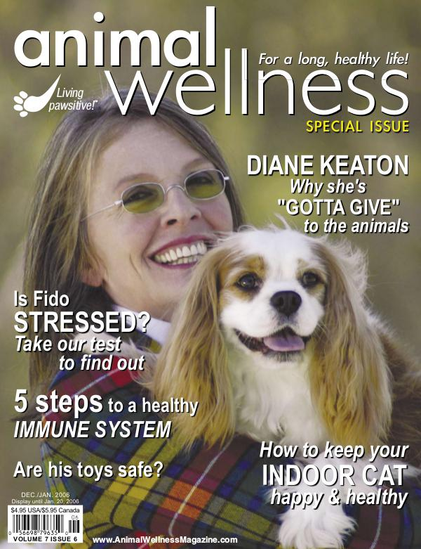 Animal Wellness Magazine Dec/Jan 2005