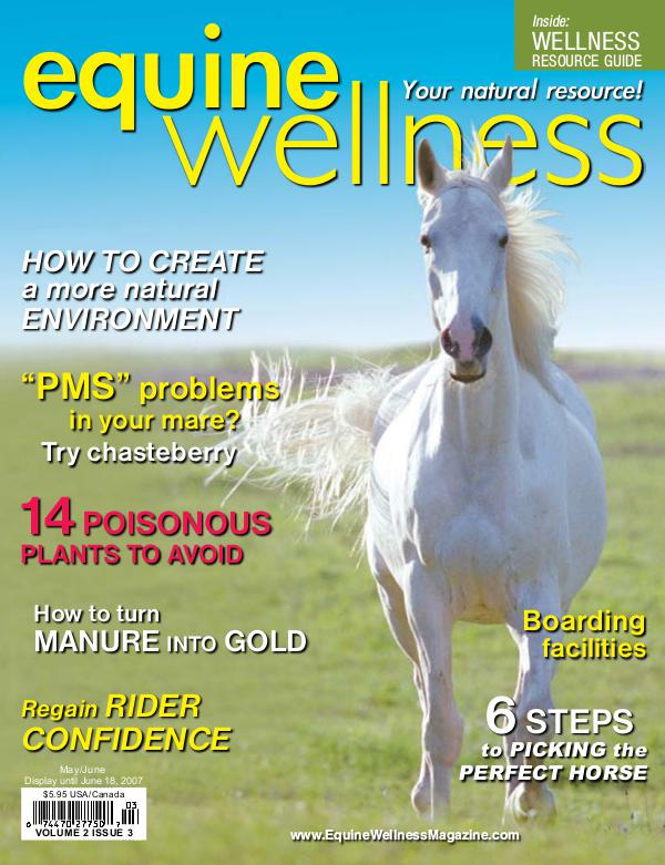 Equine Wellness Magazine May/Jun 2007