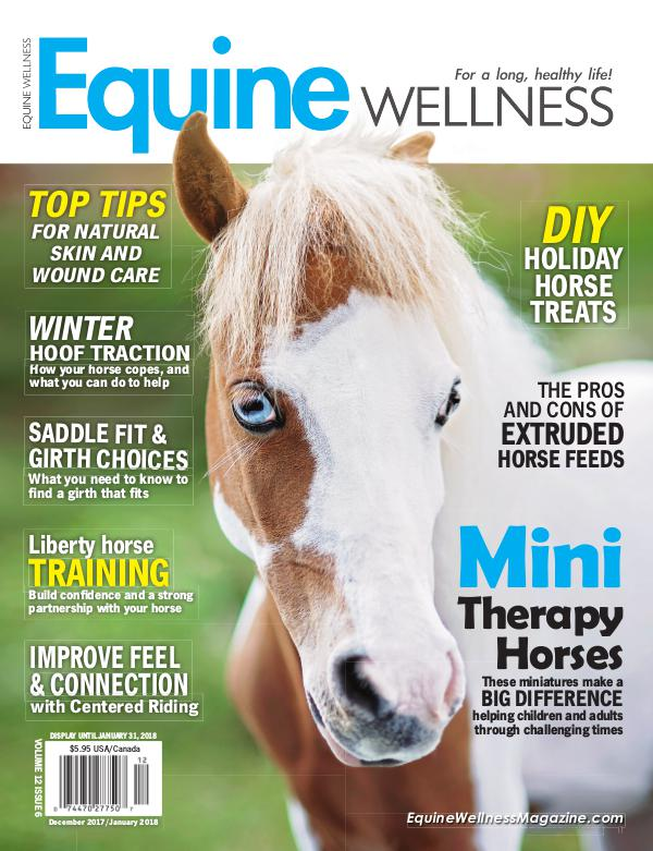 Equine Wellness Magazine Dec 2017/Jan 2018