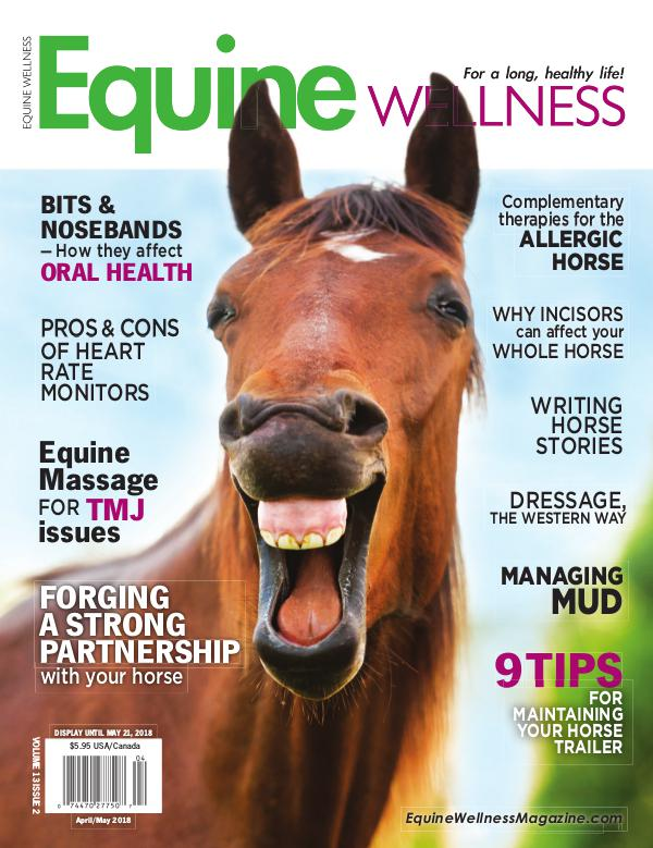 Equine Wellness Magazine Apr/May 2018