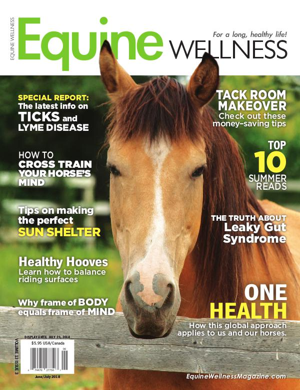 Equine Wellness Magazine Jun/Jul 2018