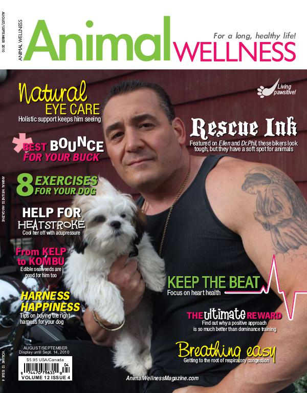 Animal Wellness Back Issues Oct/Nov 2010