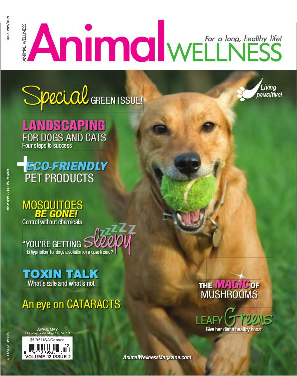 Animal Wellness Back Issues Apr/May 2010