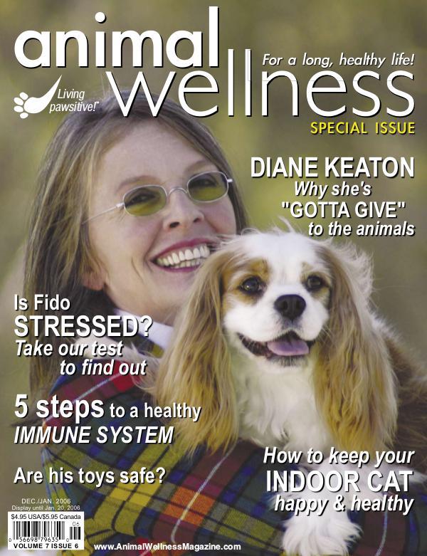 Animal Wellness Back Issues Dec/Jan 2005