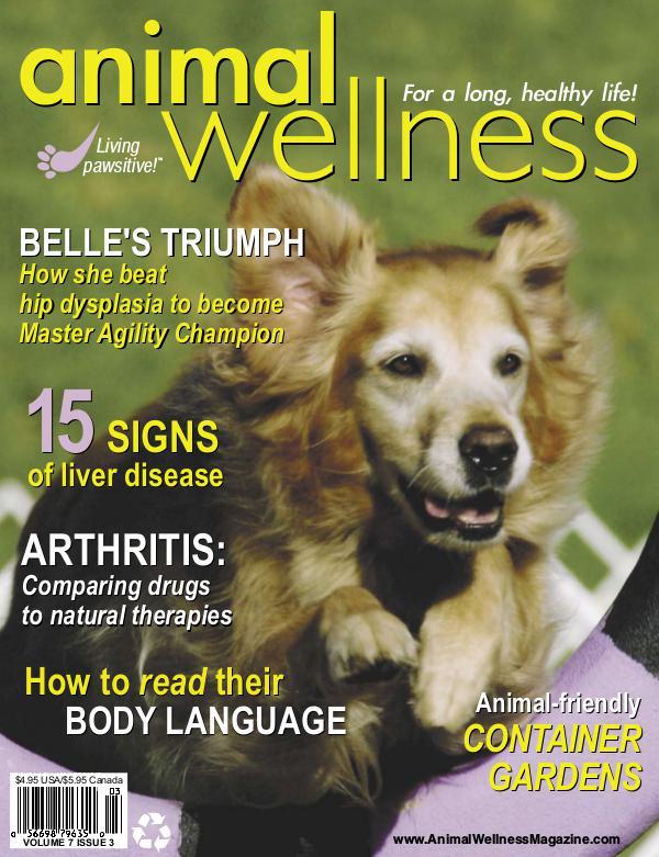 Animal Wellness Back Issues Jun/Jul 2005