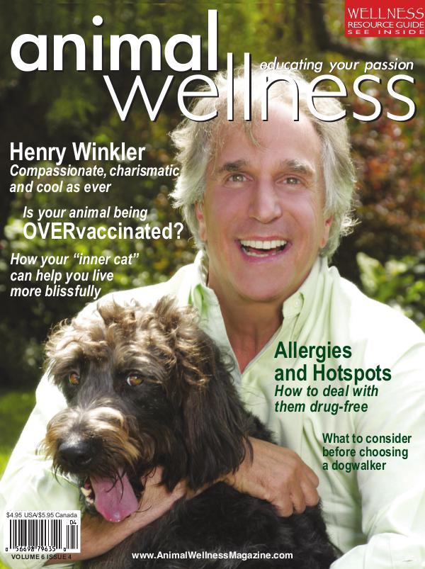 Animal Wellness Back Issues Aug/Sep 2004