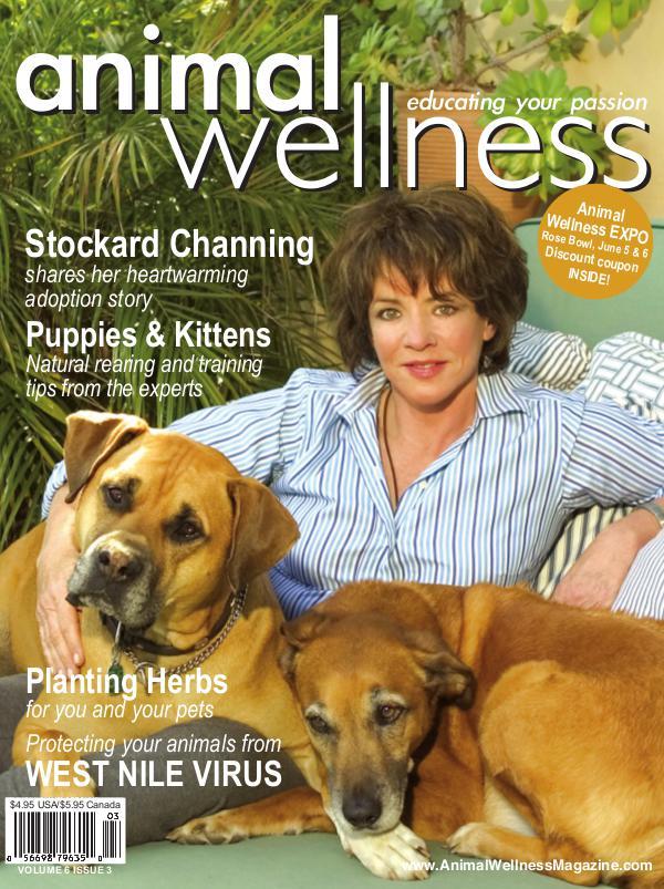 Animal Wellness Back Issues Jun/Jul 2004