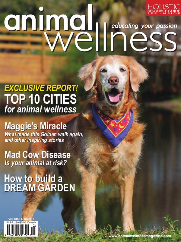Animal Wellness Back Issues Apr/May 2004