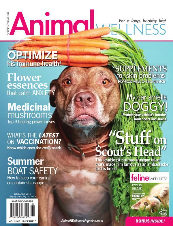 Animal Wellness Back Issues Jun/Jul 2014