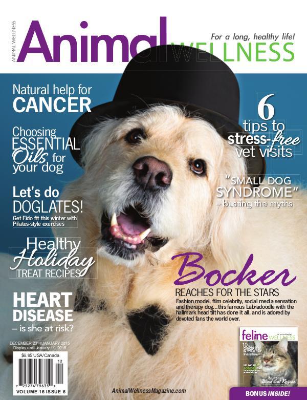 Animal Wellness Back Issues Dec/Jan 2014