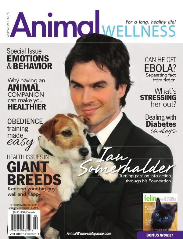 Animal Wellness Back Issues Feb/Mar 2015