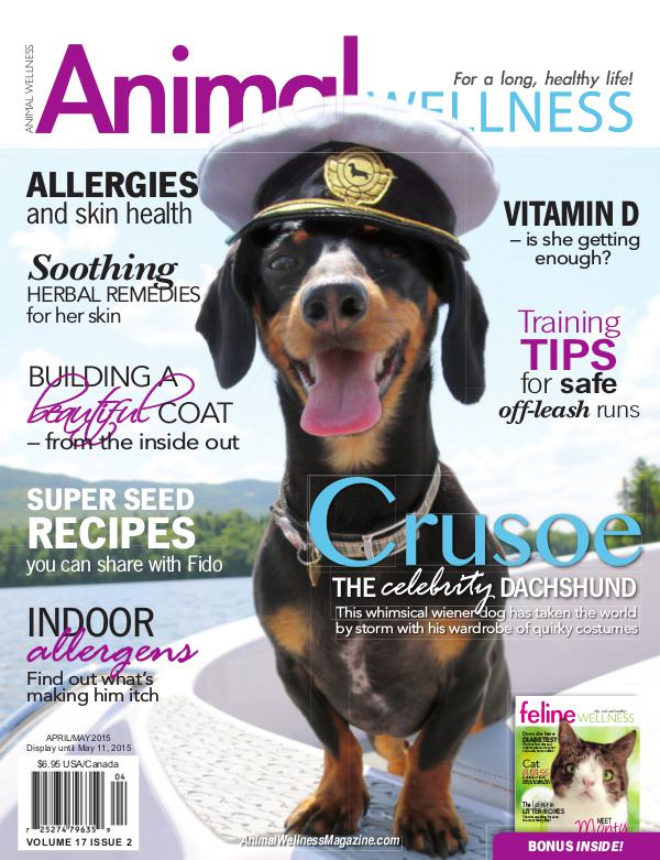 Animal Wellness Back Issues Apr/May 2015