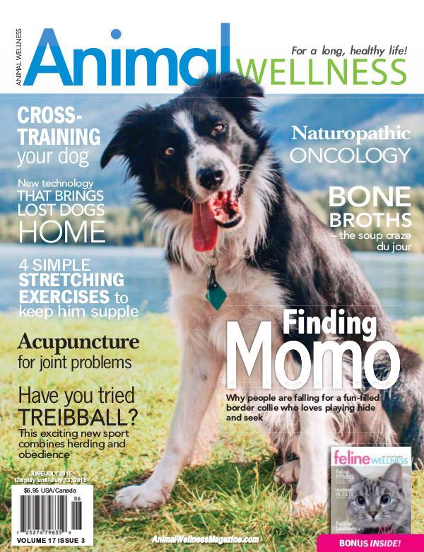 Animal Wellness Back Issues Jun/July 2015