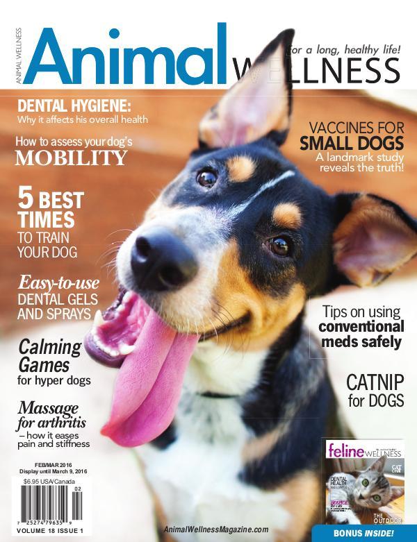 Animal Wellness Back Issues Feb/Mar 2016
