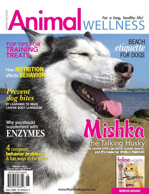 Animal Wellness Back Issues Jun/July 2016