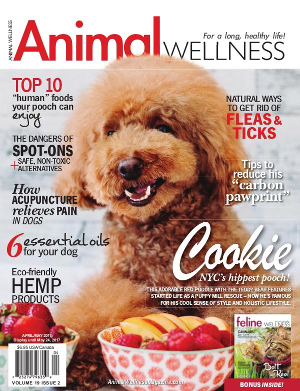 Animal Wellness Back Issues Apr/May 2017