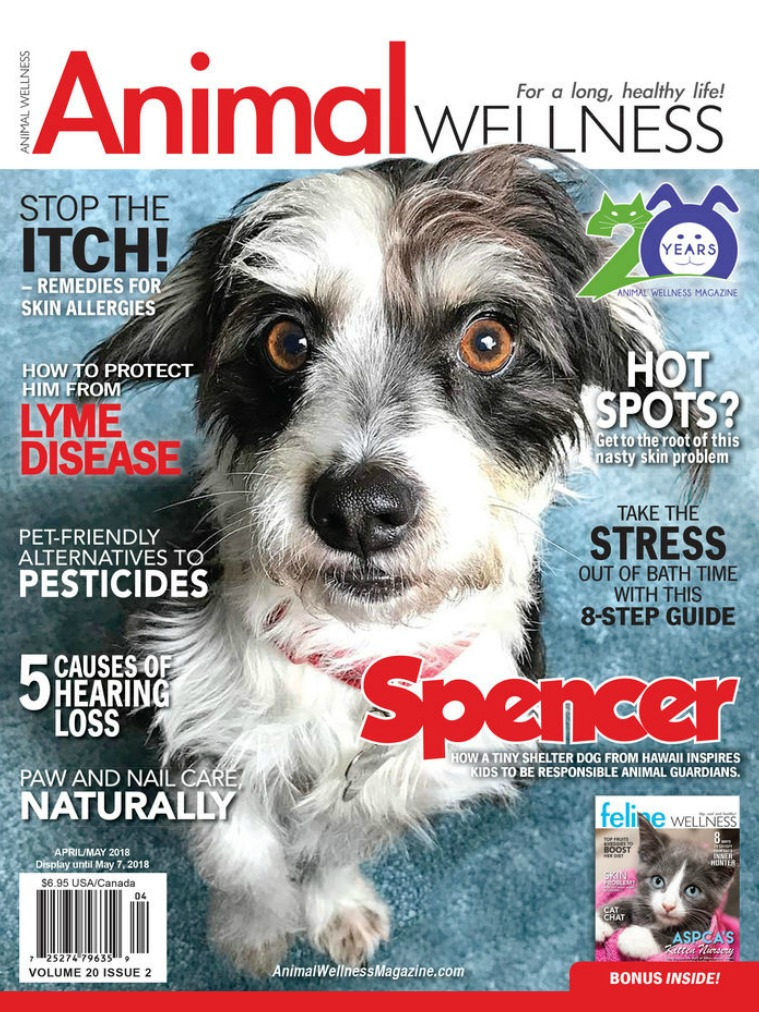 Animal Wellness Back Issues Apr/May 2018