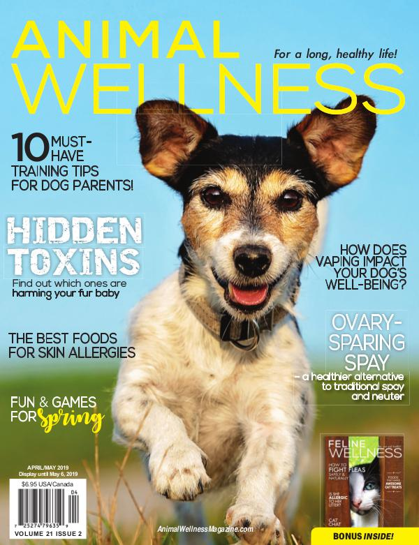 Animal Wellness Back Issues Apr/May 2019