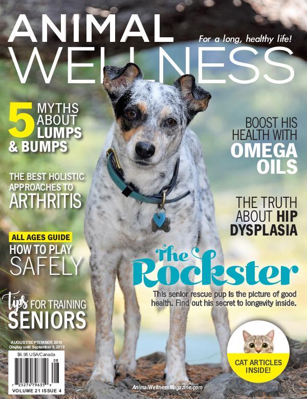 Animal Wellness Back Issues Aug/Sep 2019