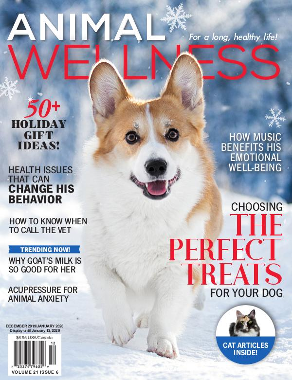 Animal Wellness Back Issues Dec/Jan 2019-2020