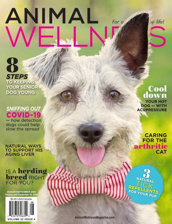 Animal Wellness Magazine Aug/Sep 2020(clone)