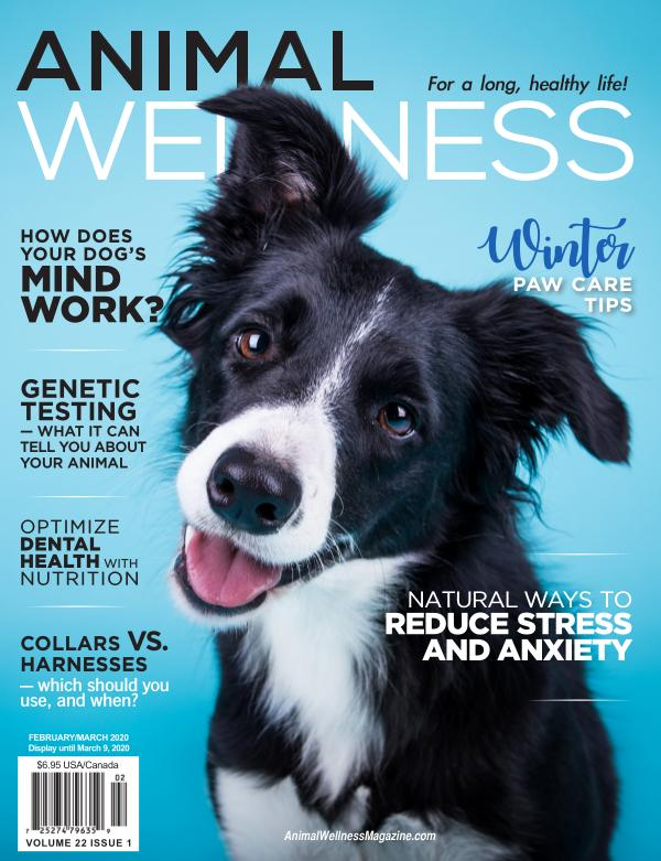 Animal Wellness Magazine Feb/Mar 2020