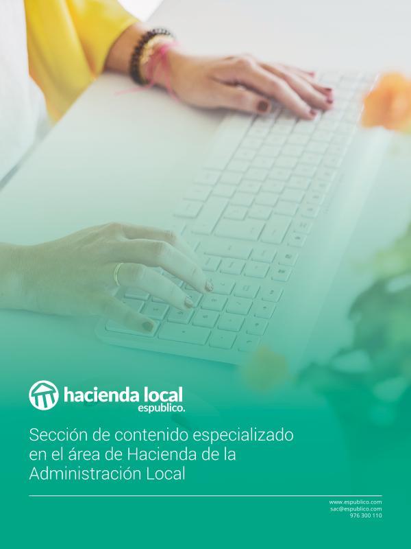 esPublico Sección Hacienda Local - nov2017