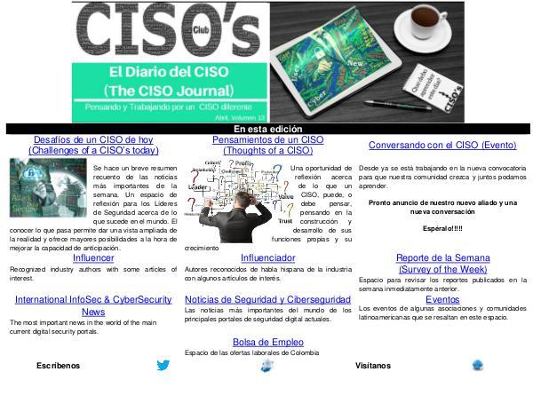 (The CISO Journal) Edición 13